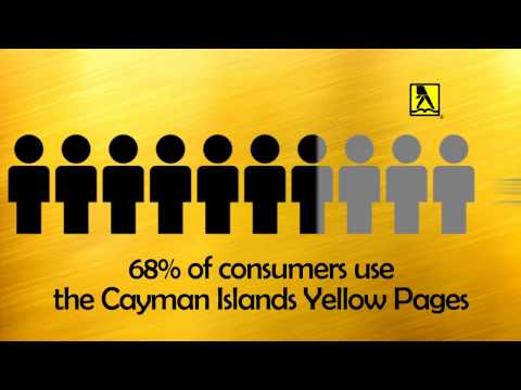 Advertsing Facts About Cayman Islands Yellow Pages