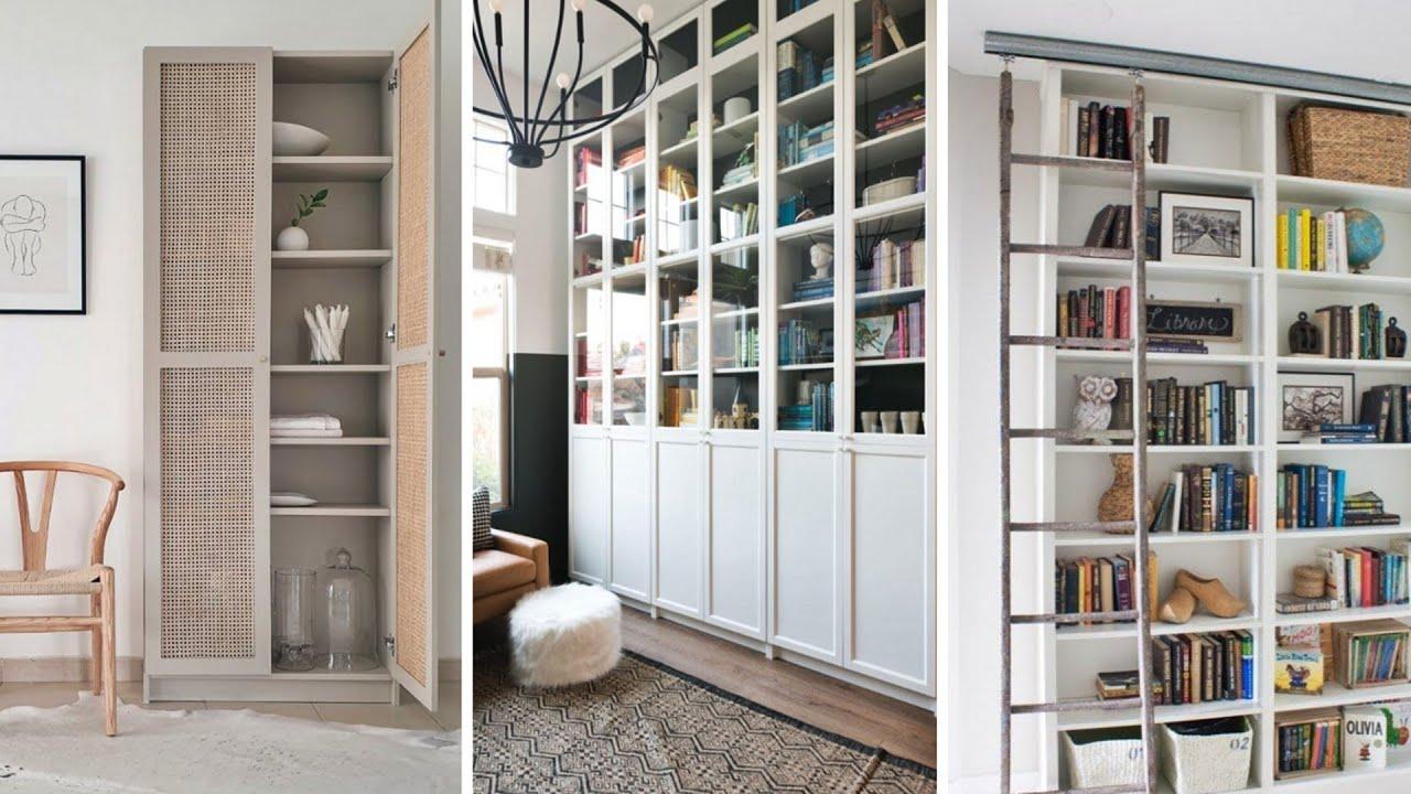 15 Creative IKEA Bookshelf Hacks