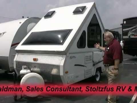 SOLD* 2010 Columbia Northwest Aliner Classic travel trailer