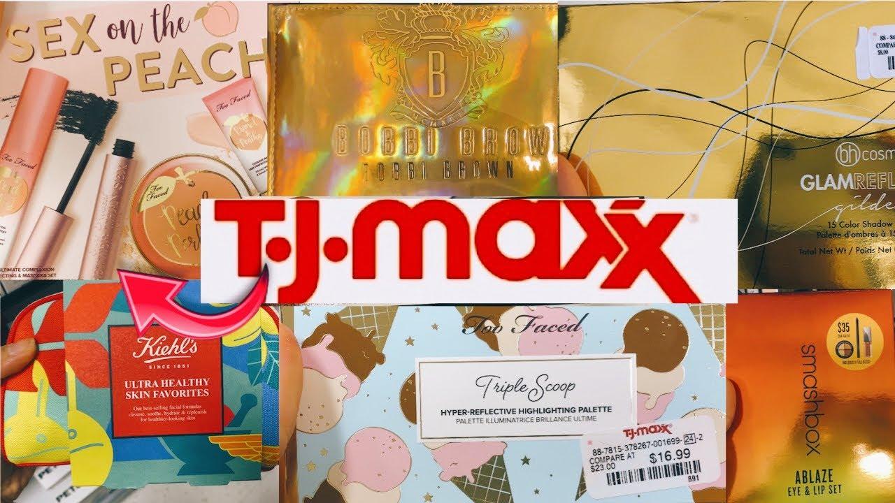 NEW MAKEUP AT TJ MAXX! TJ MAXX TUESDAY!! BIGGEST JACKPOT