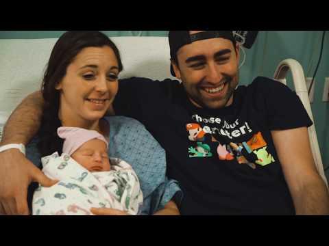 Magnolia Rees Anderson Birth Video thumbnail