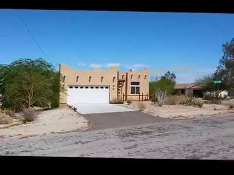 Land For Sale - Cheap San Diego Desert Tiny House Lot