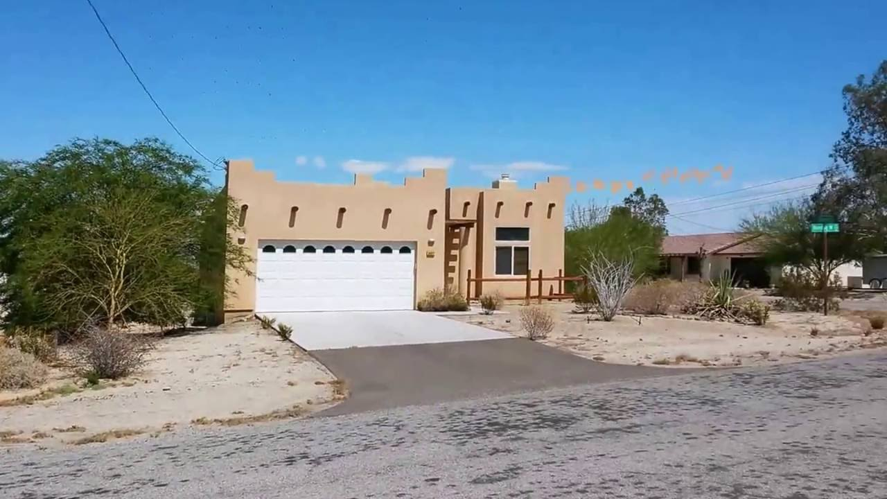 Land For Sale Cheap San Diego Desert Tiny House Lot YouTube