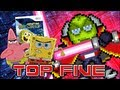 Top 5 Spongebob Games