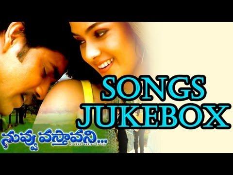 Nuvvu Vasthavani (నువ్వు వస్తావని) Telugu Movie Full Songs | Jukebox | Nagarjuna, Simran