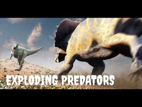 Dance/Electronic non-copyrighted music/song [Exploding Predators] (With mp3 download link! Free!)