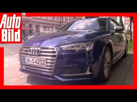 Kommentar Audi S4 Avant