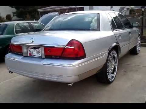 grand marquis on 24s by lawrence mickey grand marquis on 24s by lawrence mickey