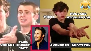 Avengers 4: End Game Cast Hilarious Auditions & Funny Stories - Try Not To laugh 2018