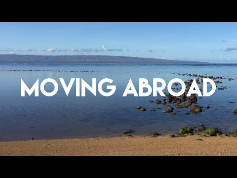 Moving Abroad — Morandom Topics #41 (August 17, 2016)