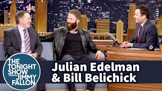 failzoom.com - Jimmy Interviews Julian Edelman and Bill Belichick After Patriots' Comeback Super Bowl Win