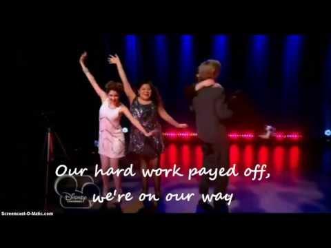Austin and Ally - Musical Scene with Lyrics