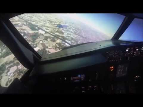 ✈Boeing 737-800✈ ■Full-motion Flight-Simulator!■ 1 HOUR OF ACTIVITY