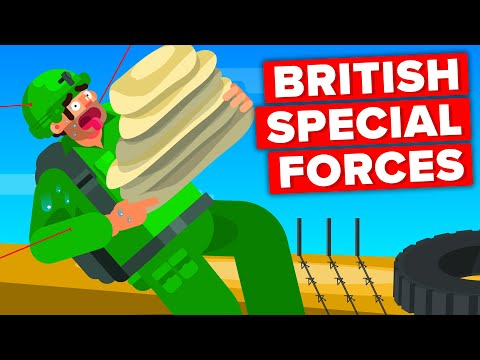 Why You Won't Survive British Special Forces Training