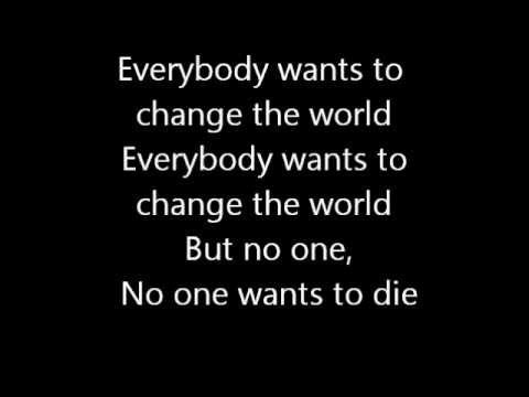 My Chemical Romance - Na Na Na [Lyrics]