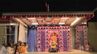 Rakshabandhan - Guruhari Darshan 29 August 2015, Sarangpur, India