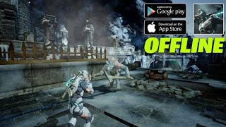 Game Offline HD - PARAGON Infinity Wave gameplay Android IOS ( Unreal Engine 4 )