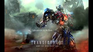 Transformers 4: Age Of Extinction (OST 2014)