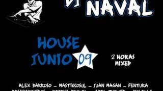 DJ Naval House Junio 09