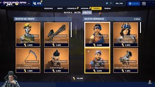 Save the World Calls Smorgasbord Free + Return Military Patriot Heroes & Fortnite Shop