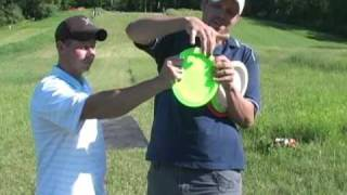 discraft disc golf clinic more distance now