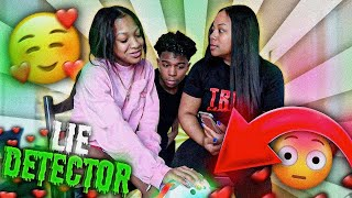 I GAVE MY KIDS BROOKLYN & DESHAE A LIE DETECTOR TEST *GUESS WHAT I FOUND OUT?*