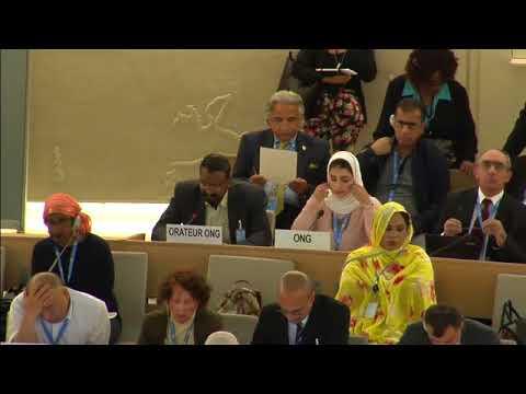 UN Live United Nations Web TV   Human Rights Council   Item2 General Debate Cont'd   5th Meeting, 36