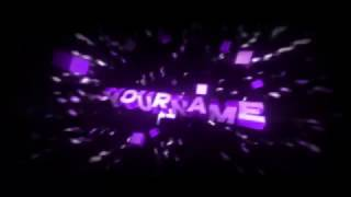 Panzoid Intro Template (50 Likes? Awesome Chill Purple Intro Sync!