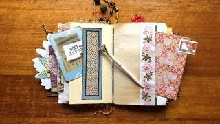 Junk Journal with Me | Using M…
