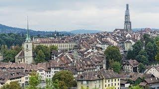 #237. Берн (Швейцария) (лучшее видео)(Самые красивые и большие города мира. Лучшие достопримечательности крупнейших мегаполисов. Великолепные..., 2014-07-01T18:51:32.000Z)