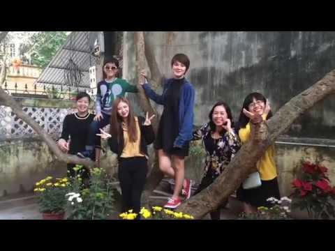 Gia đình 01 Tết Đinh Dậu 2017