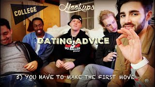 HOW TO GET GIRLS IN COLLEGE! **DATING ADVICE** 2019