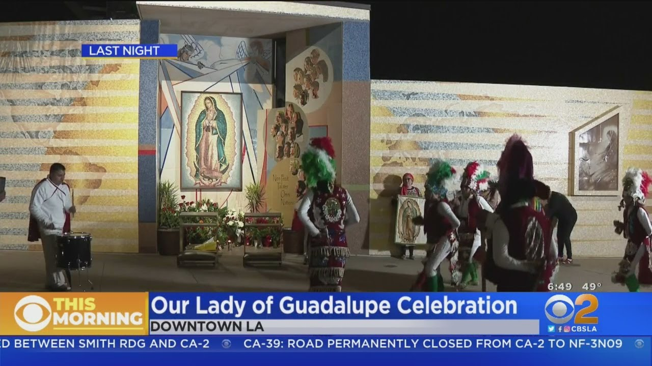 Our Lady of Guadalupe is 'mother of us all,' says Los Angeles ...