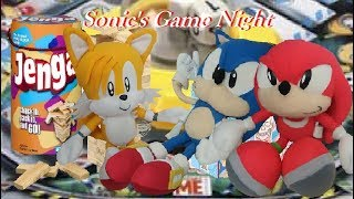Sonic the Hedgehog - Sonic's Game Night!