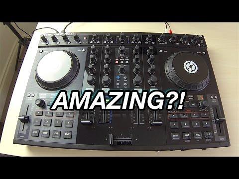 NI Traktor Kontrol S4 Review | DJ Controller Used by Porter Robinson, Zedd, Etc.. Mp3