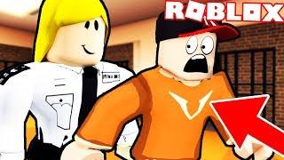 CZY BELLA JEST POLICJANTKĄ W ROBLOX | Vito i Bella (Roblox Jailbreak)