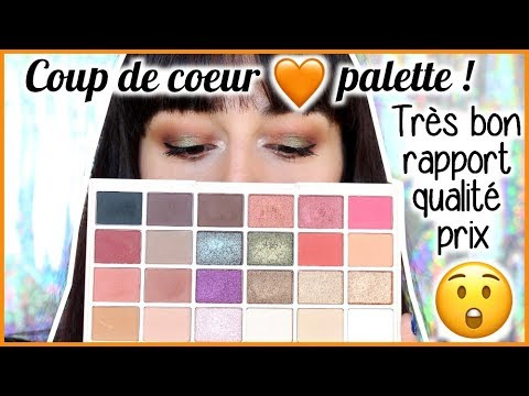 💄 Tuto maquillage et revue palette Soph x Revolution