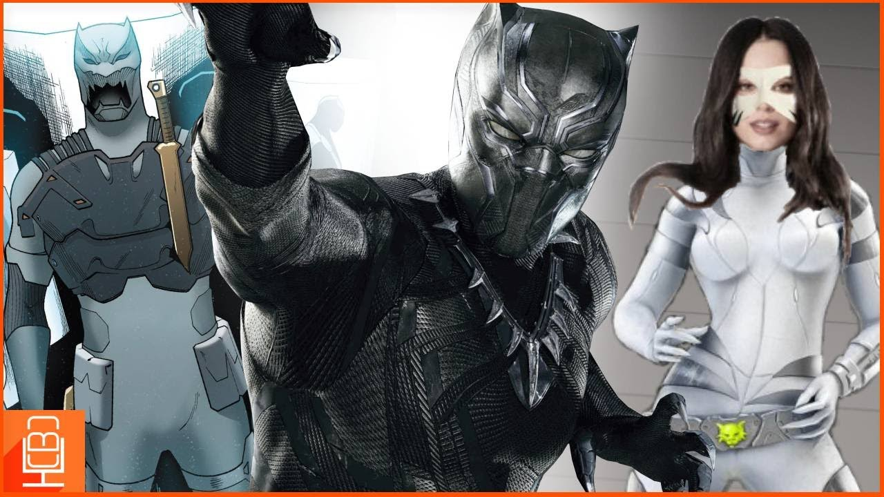 Black Panther 2 Has Reportedly Cast Its First New Cast Member