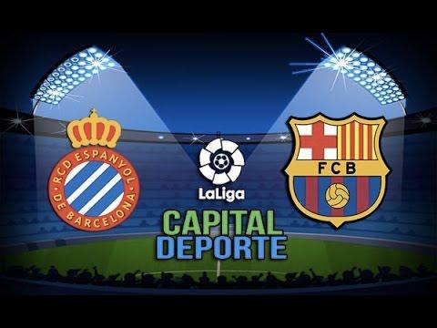 Espanyol vs Barcelona - Partido Completo - HD