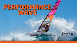 2020 Naish Force 4 | Performance Wave Sail