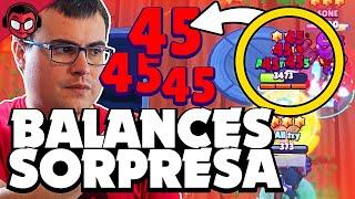CAMBIOS DE BALANCE POR SORPRESA ¡¡VUELVEN DARRYL y 8-BIT!! | Brawl Stars