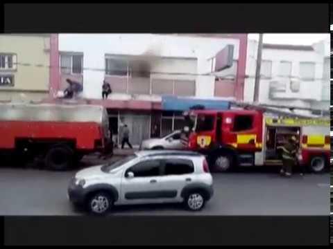 Conmoción por el incendio y fallecimiento en un hotel de La Falda