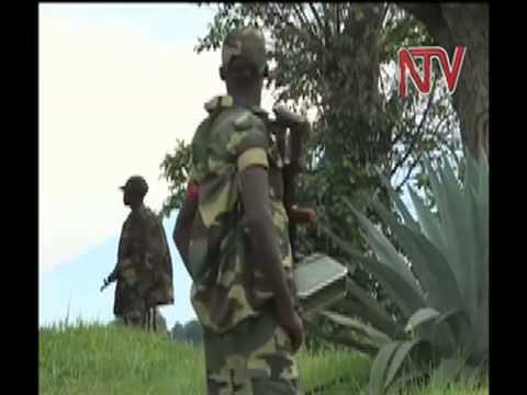 Congo clashes: Rebel fighters enter central Goma.