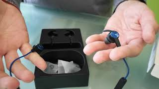Huawei Bluetooth Headphones AM 61,test,review,unboxing