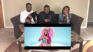 Nicki Minaj - Good Form Remix ft. Lil Wayne Reaction.