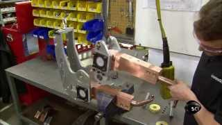 CenterLine Welding Guns Featured on How It's Made (Clip)