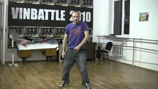 Dance Kitchen. Лучшее видео обучение хип хопу. Часть 1
