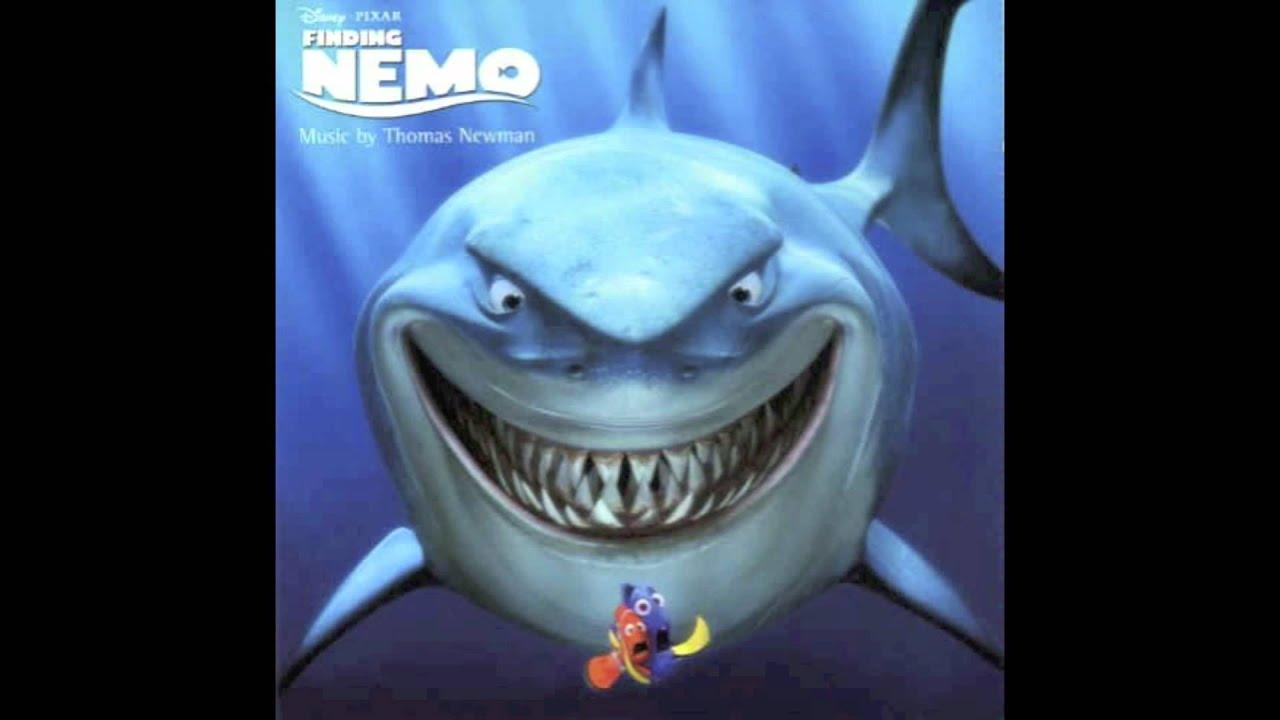 Finding Nemo Score 32 Drill Thomas Newman
