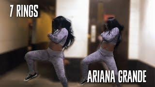 Ariana Grande - 7 rings Dance Choreography By @besperon Twin Version