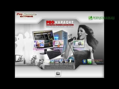 Cara Instal Pro Karaoke Extreme 10 full